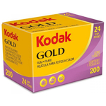 KODAK GOLD 200 ASA Pellicule 135