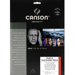 CANSON Fine Art Discovery Pack - A4 - 7 x 2 feuilles