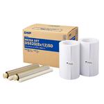"""DNP - Papier Thermique pour DS820 ( Standard Digital ) - 20X30CM (8X12"""") 2X110 Tirages"""