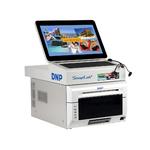 DNP - Kiosk SNAPLAB DP-SL620 II - Borne DT-T6 mini + DNP DS620 + 1 carton 10x15 ( 800 Tirages ) ou 15x20 ( 400 Tirages ) OFFERT