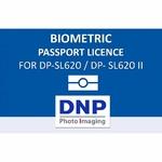 DNP - Logiciel biométrique de photos d'indentité pour Kiosk SL620 et DP-SL620 II