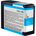 EPSON Encre Cyan SP 3800/3800 (80ml)