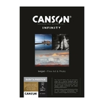 CANSON Baryta Prestige 340Gr/m², A4, 25 feuilles