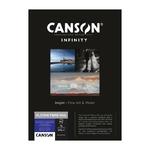 """CANSON Platine Fibre Rag 310Gr/m², 5"""" x 7"""", 25 feuilles"""