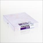 FOMA Fomapan 400 ISO - Plan films 9 x 12 cm - 50 feuilles