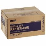 DNP - Consommable thermique pour DSRX1 - HS - 10x15cm (HS) - 1400 tirages - Non marqué au dos