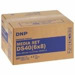 DNP - Consommable thermique pour DS40 - 15x20cm - 400 tirages