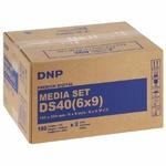 DNP - Consommable thermique pour DS40 - 15x23cm - 360 tirages