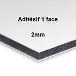 Dibond 2mm Adhésif 1 Face