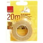 Brio Kraft gommé 20 m x 36 mm