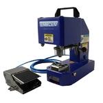Presse pneumatique semi-automatique - Sertissage par bouton pression