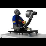 Sertisseuse pneumatique automatique pour oeillets métalliques et plastiques