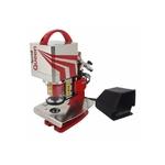 Sertisseuse pneumatique semi-automatique pour oeillets plastiques - Sertissage par bouton pression