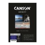 """CANSON Baryta Photographique 310Gr/m² / Génération 2 Matt, 5"""" x 7"""", 25 feuilles"""