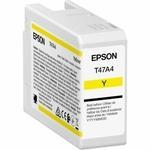 EPSON Cartouche d'encre Yellow pour SC-P900 - 50 ml (C13T47A400)