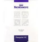 Kent Baryté Brillant Boîte 100 feuilles 12,7 x 17,8 cm