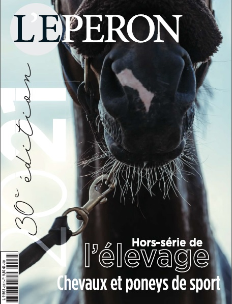 Hors série de l\'élevage de L\'Eperon 2021 en version digitale