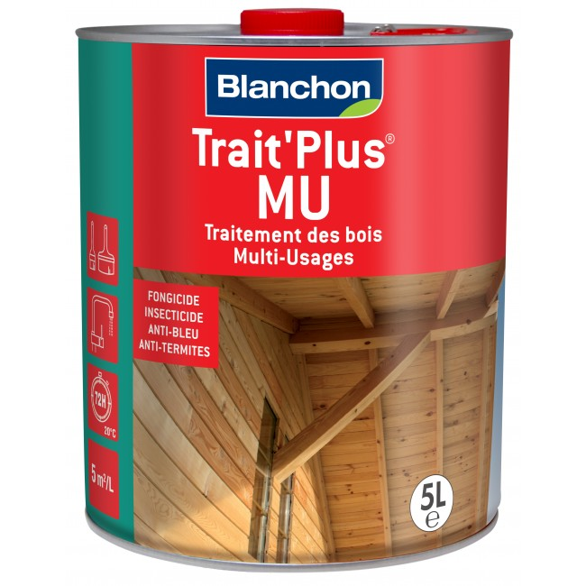TRAIT PLUS TRAITEMENT CLASSE 2 INCOLORE