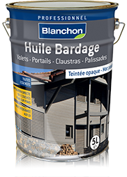 HUILE BARDAGE OPAQUE 5 Litres