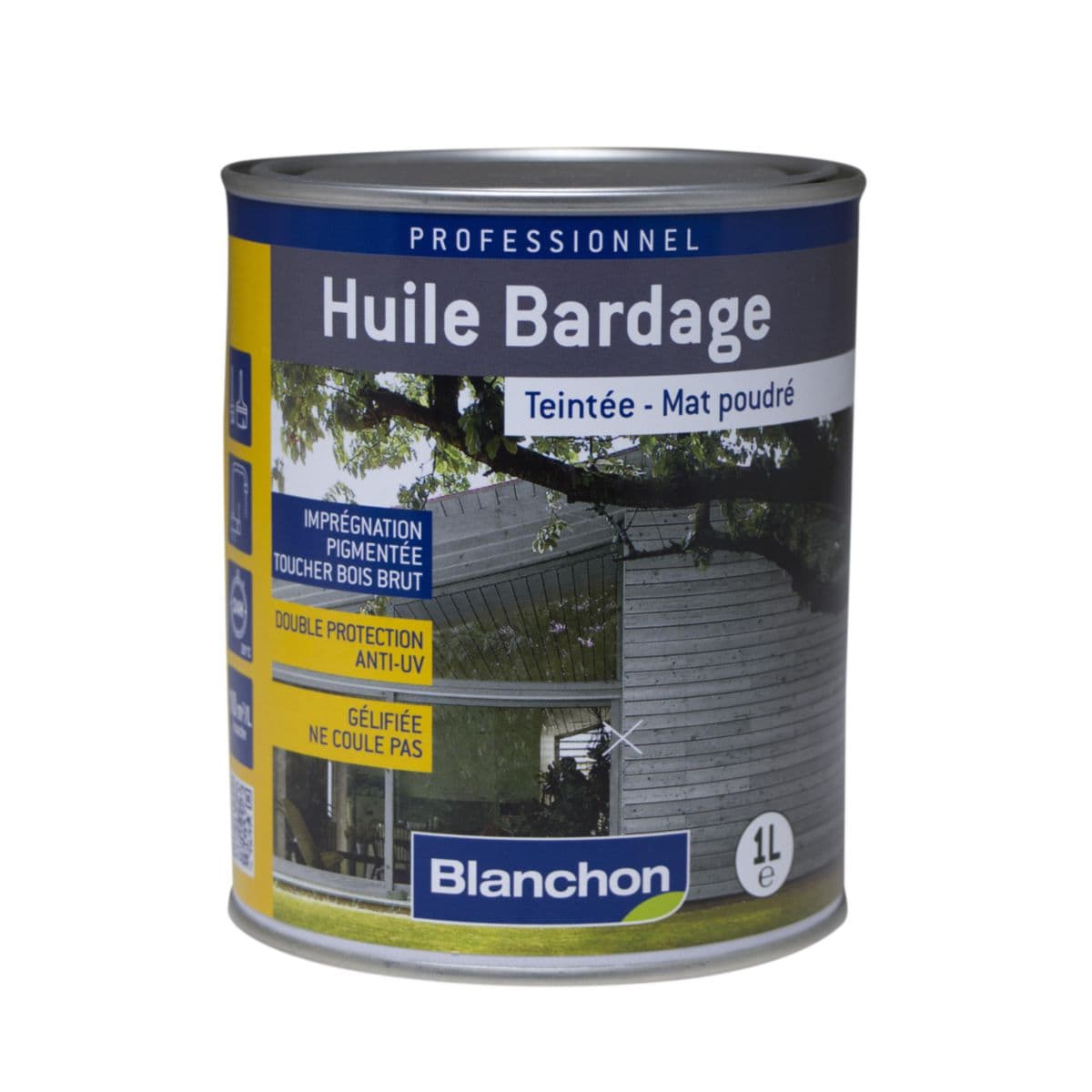 HUILE BARDAGE OPAQUE 1 Litre