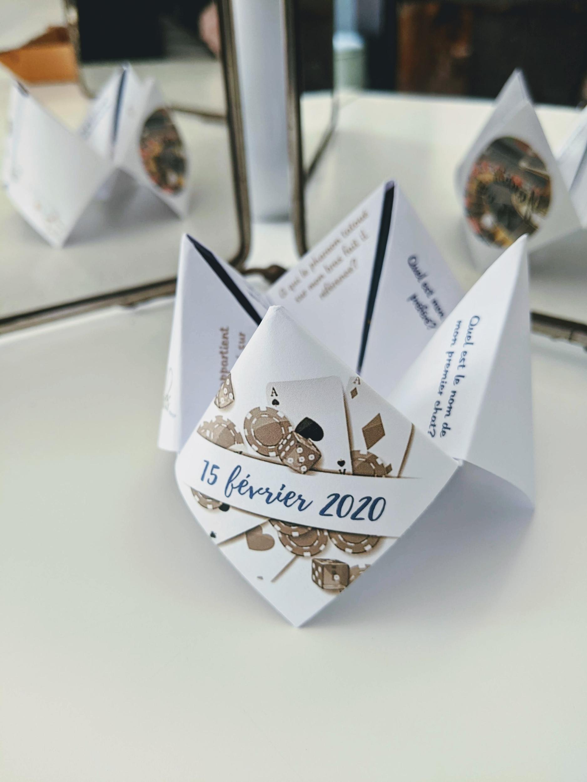 menu cocotte papier mariage gers madame babioles 8