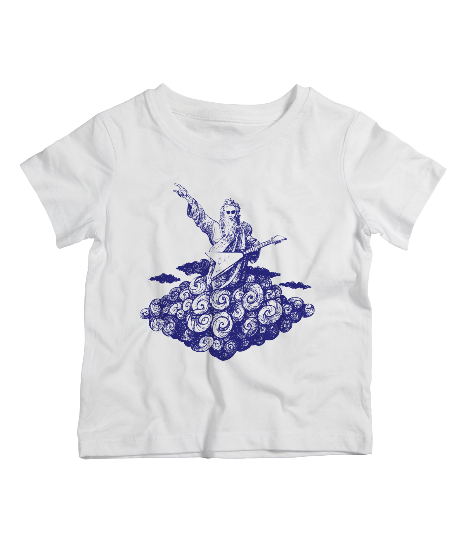 TEE-SHIRT DIEU GUITARE ENFANT