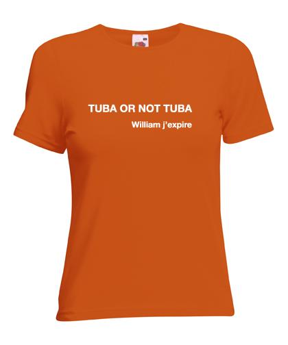 TUBA OR NOT TUBA