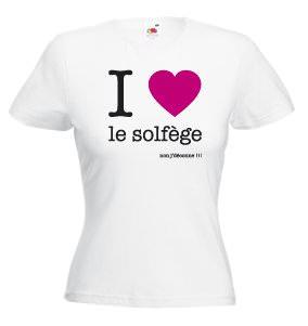 I LOVE LE SOLFÈGE NON J\'DÉCONNE !!!