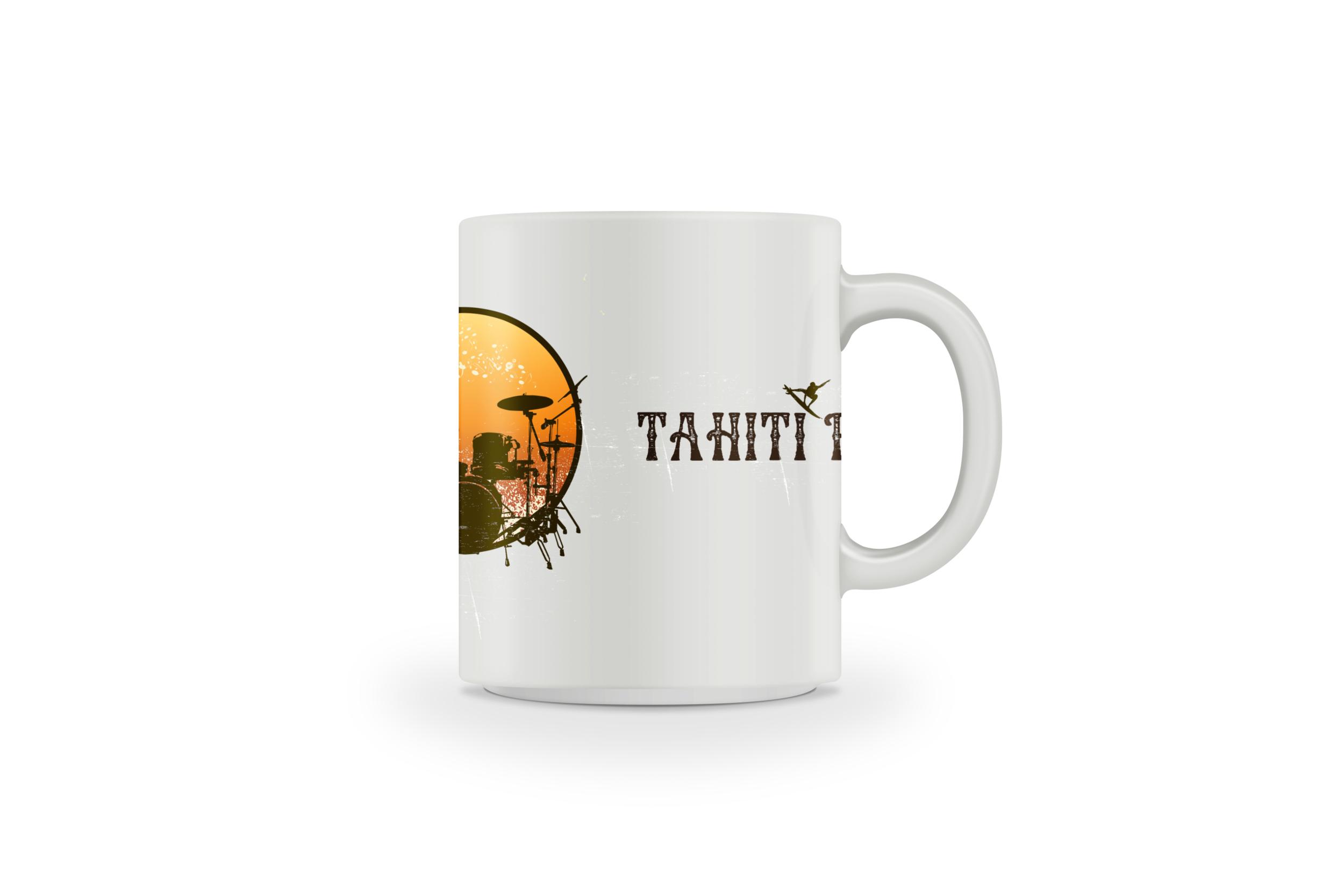 MUG TAHITI ROCK