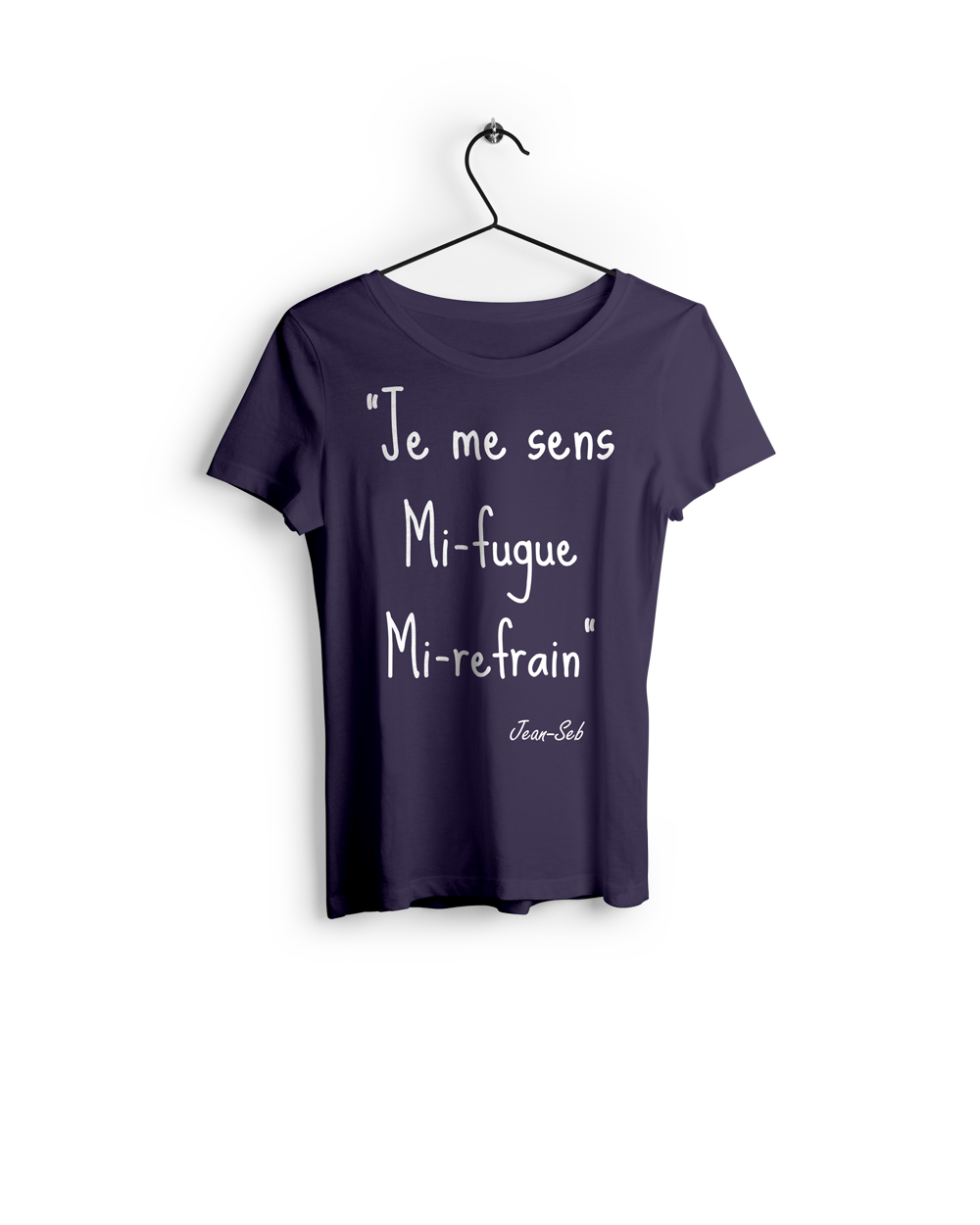 TEE-SHIRT MI FUGUE  F