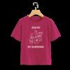 T-Shirt-fuschia