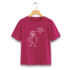T-Shirt-fuschia