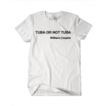 Tuba or not blanc
