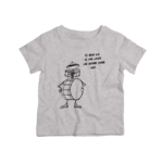 Kids-T-shirt-gris-chiné