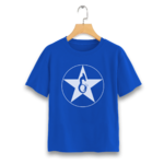 T-Shirt-bleu-roi