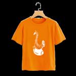 T-Shirt-orange