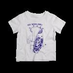 Kids-T-shirt-blanc