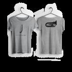 Tshirt-ceci-tuba-femme-gris-chiné-
