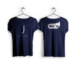 Tshirt-ceci-tuba-femme-navy