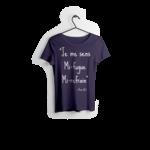 Tshirt-Mi-fugue-fille-navy