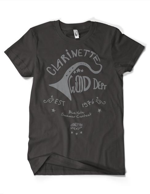 Clarinette-wood