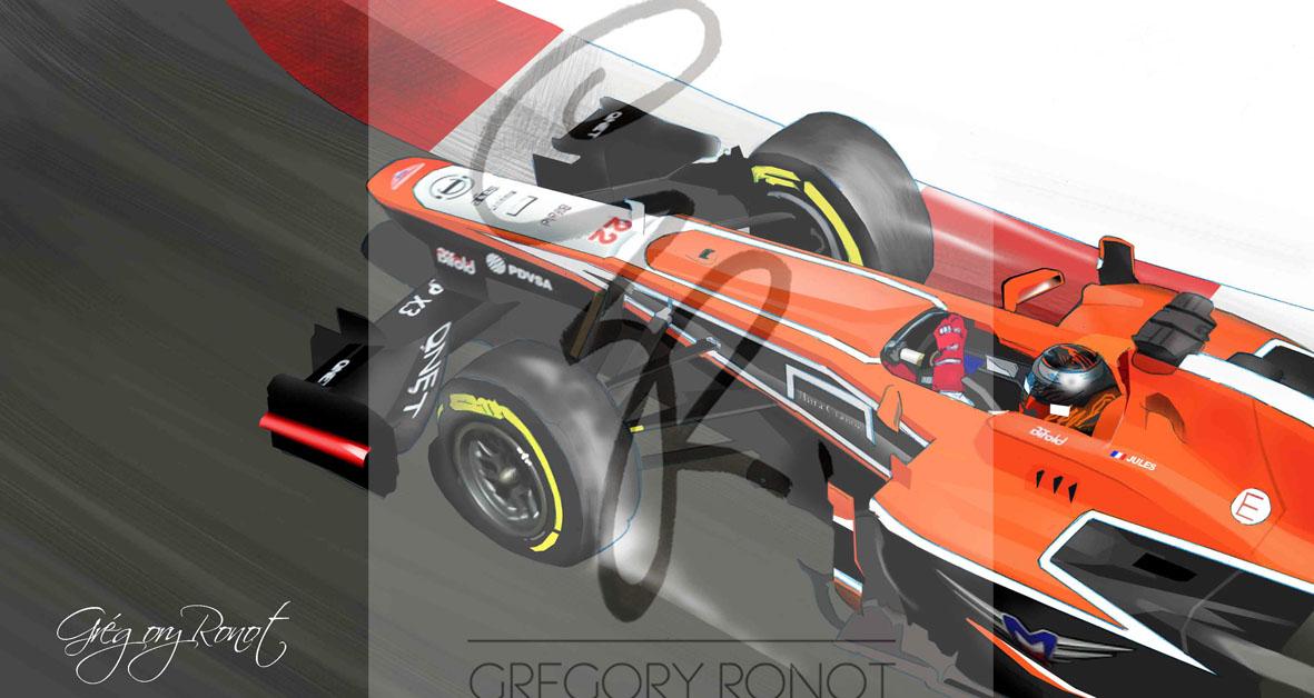 Jules Bianchi #2