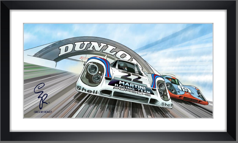 Duel, Le Mans 1971