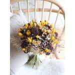 bouquet de fleurs jaune