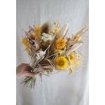 livraison de bouquets de fleurs séchées