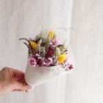 mini bouquet fleurs séchées chipie choc création (2)