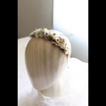 headband fleurs séchées chipie choc création