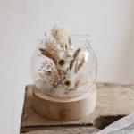 terrarium fleurs séchées chipie choc création