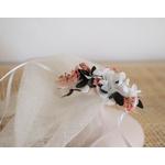 bracelet fleurs stabilisées