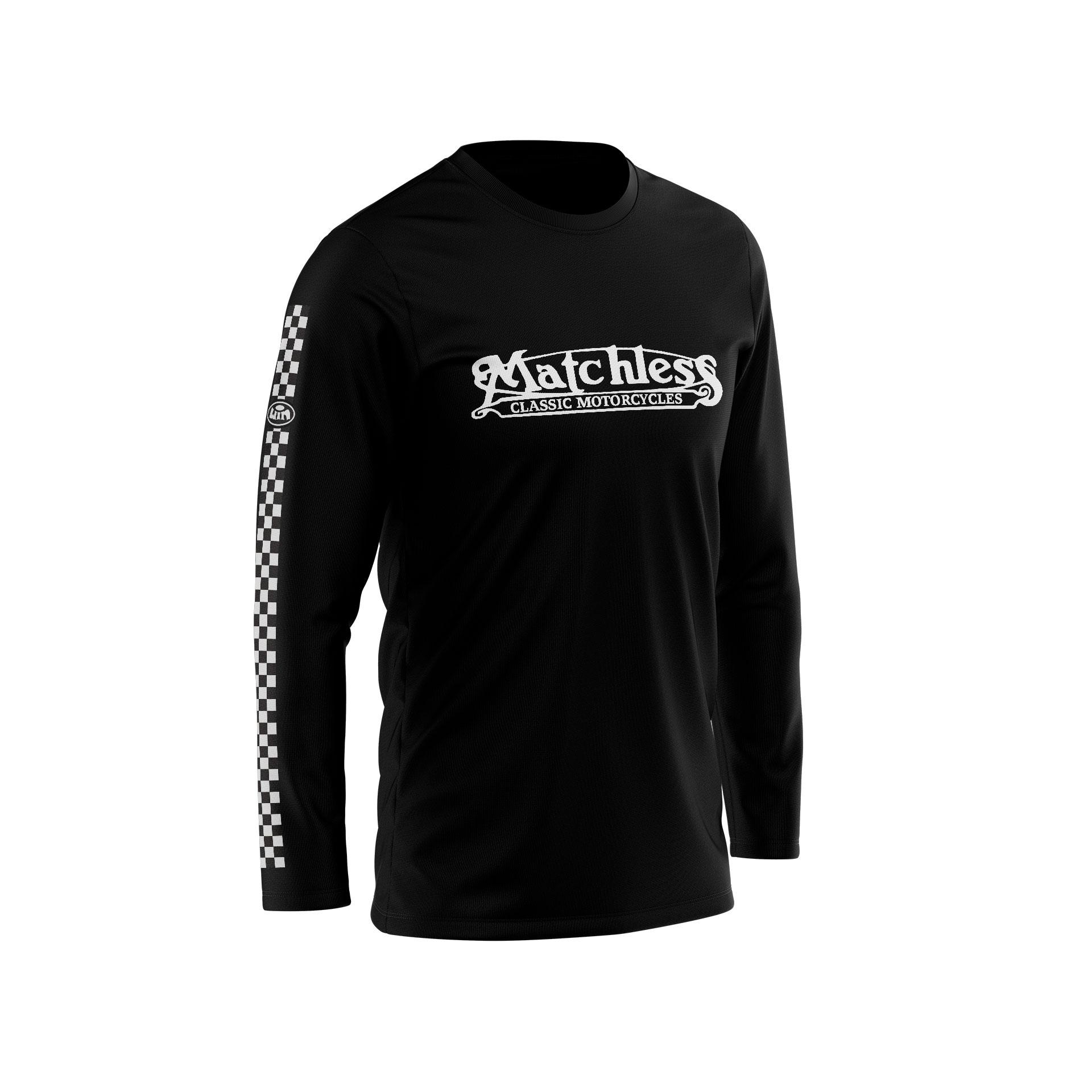 TSLS MATCHLESS Noir - Blanc